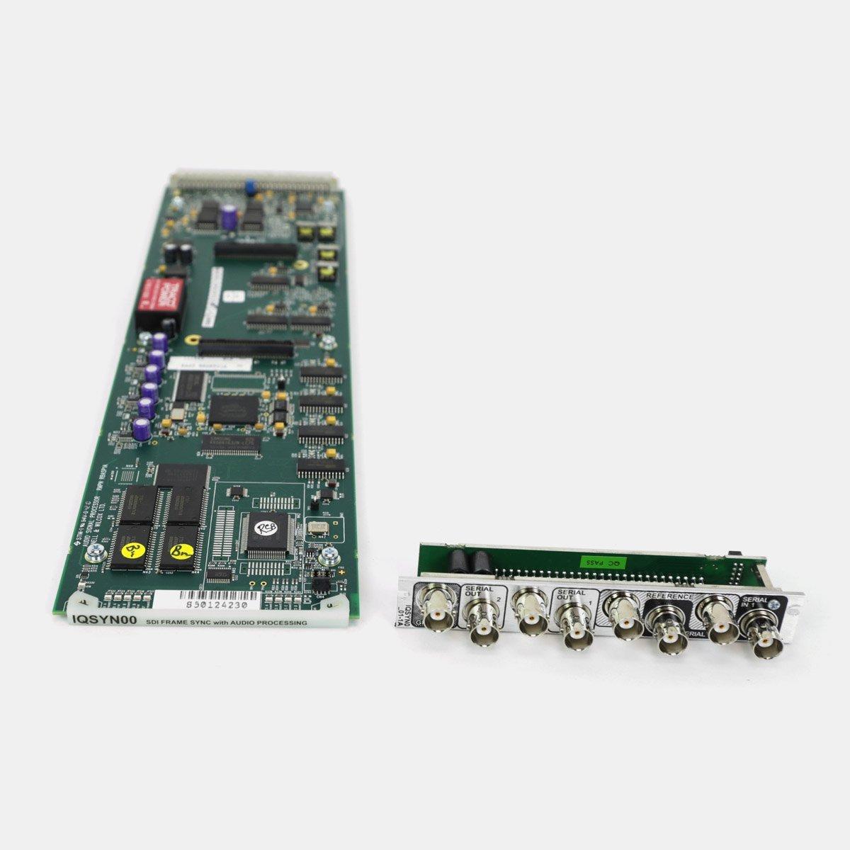 Used Snell IQSYN00 HD-SDI Frame Sync