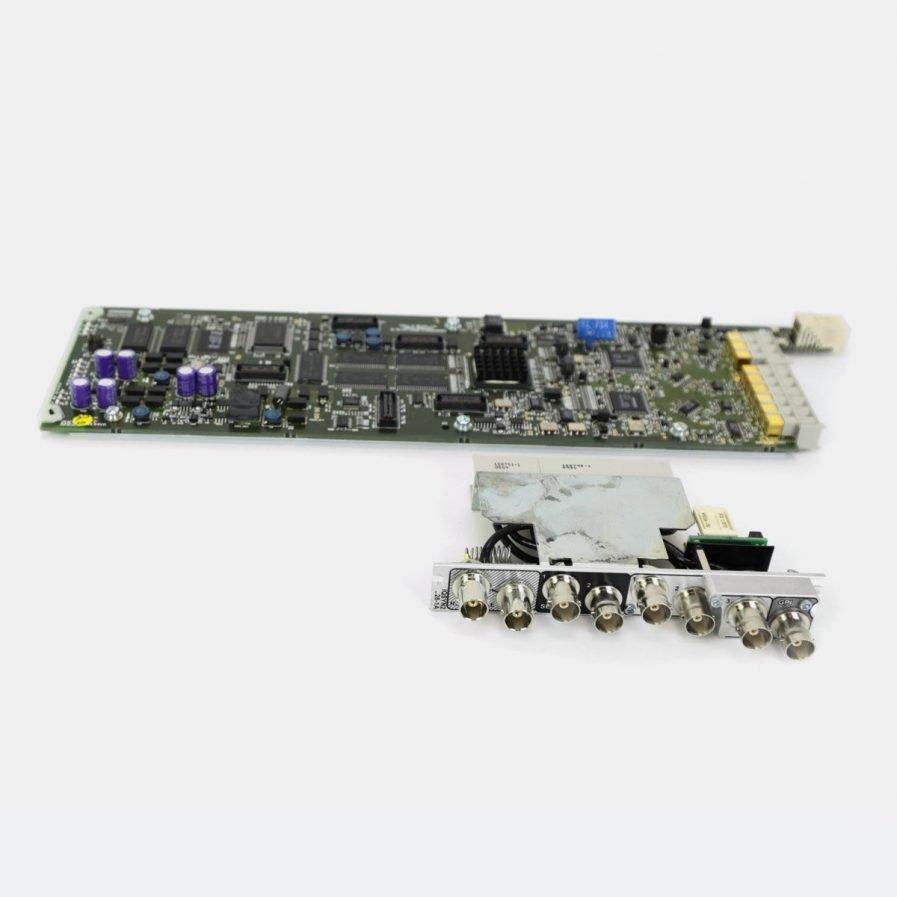 Used Snell IQSYN20 HD/SD-SDI Frame Synchronizer