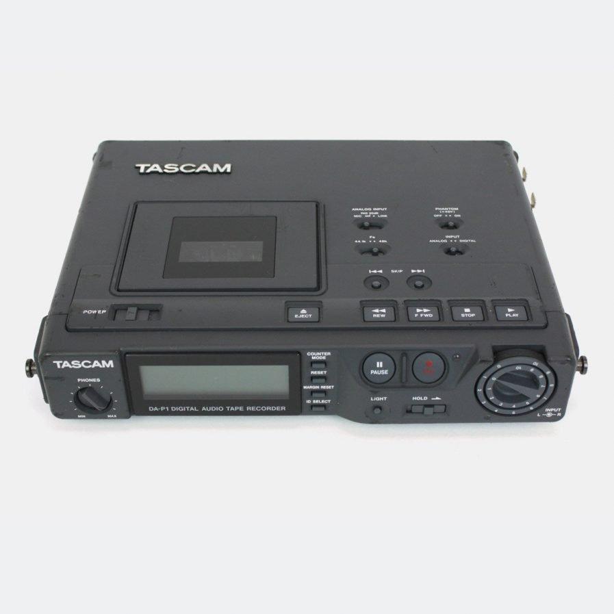 Used TASCAM DA-P1 Field DAT Recorder