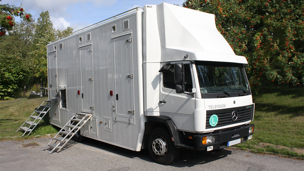 SIX-CAMERA RIGID-CHASSIS HD OB TRUCK