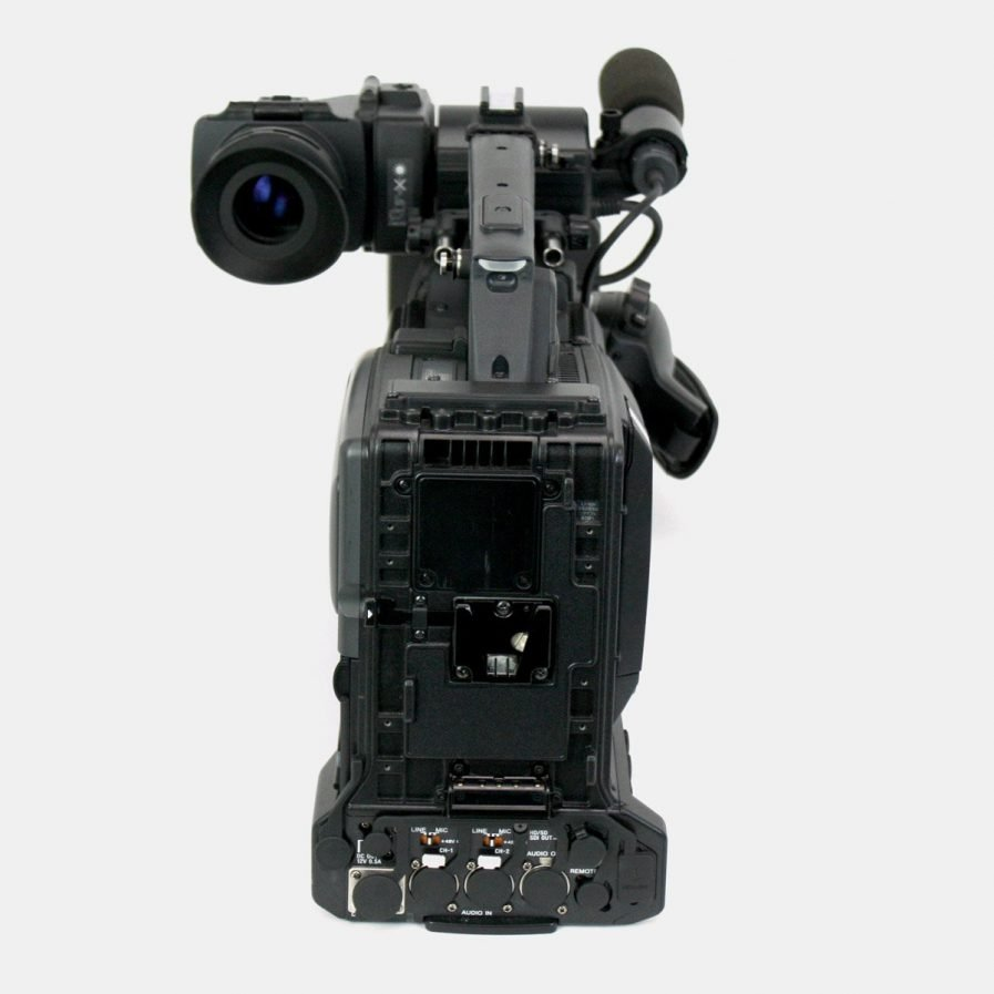 Used Sony PMW-320K HD Camcorder with 16x zoom lens