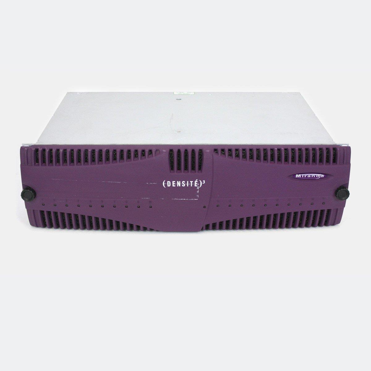 Used Miranda Densite 3 Frame with 10x LGK-3901 SD cards