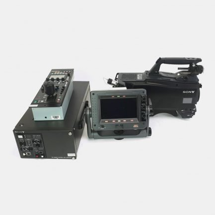 New and Used HD and 4K System Cameras | ES Broadcast