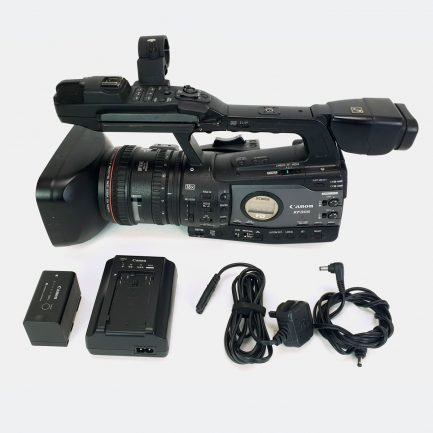 Used Canon XF305 HD Camcorder