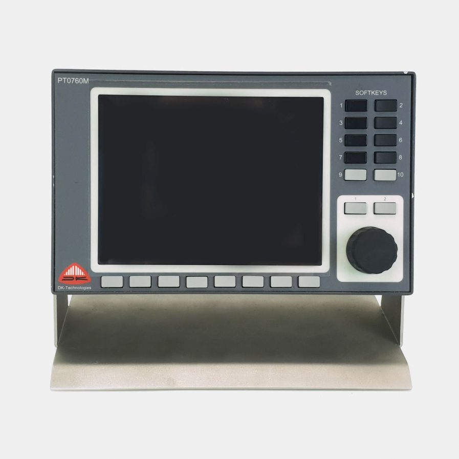 Used DK Technologies PT0760M HD/SD Waveform Monitor