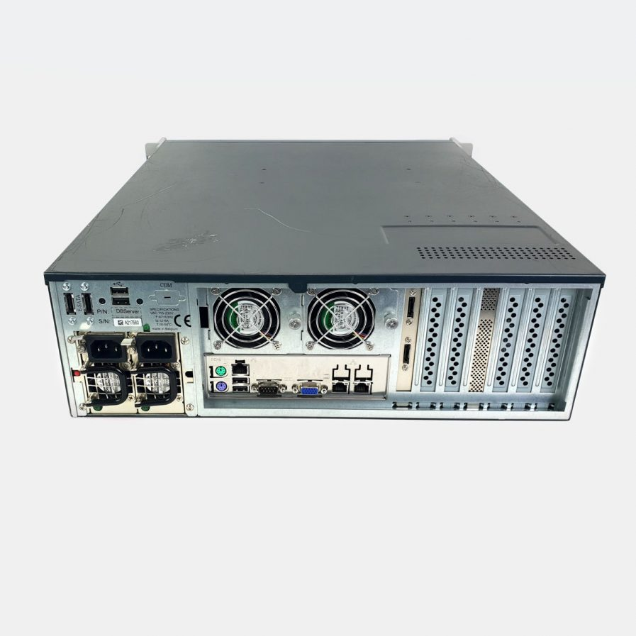 Used EVS High Performance DB Server