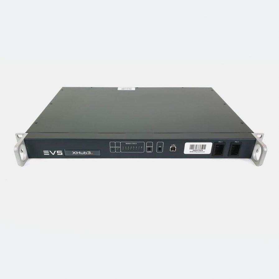 Used EVS XHUB3 Network Hub