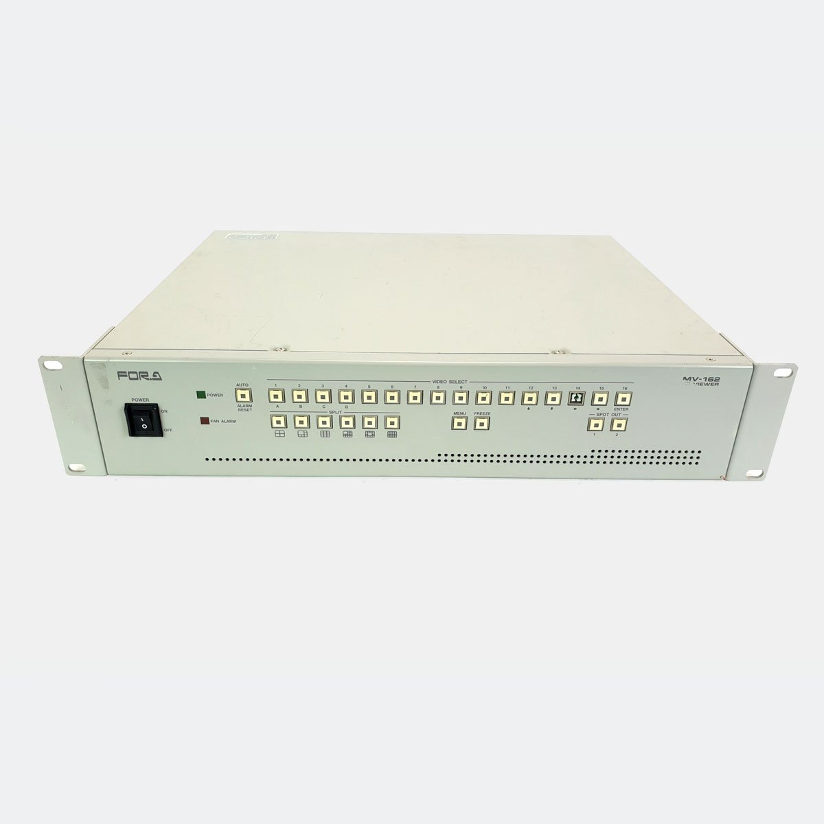 Used For-A MV-162F 16-Split Multi Viewer