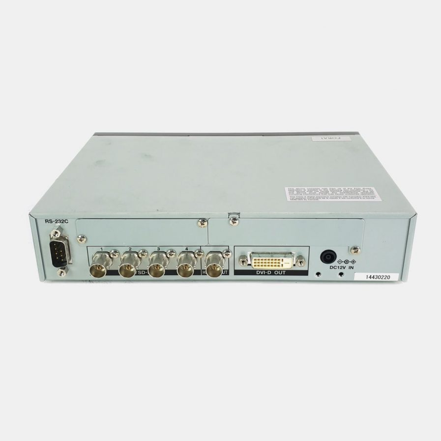 Used For-A MV-42HS 4-channel multi viewer