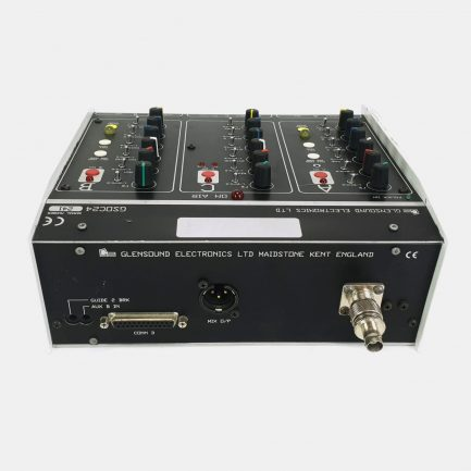 Used Glensound GS-OC24 Commentary Box