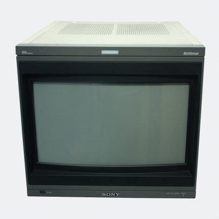 Used Sony BVM-A20F1U TRINITRON colour CRT monitor