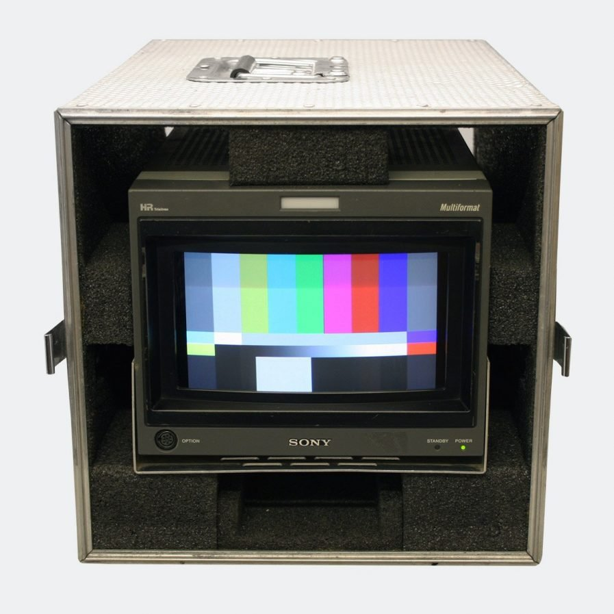 Used Sony BVM-D9H1E CRT colour monitor