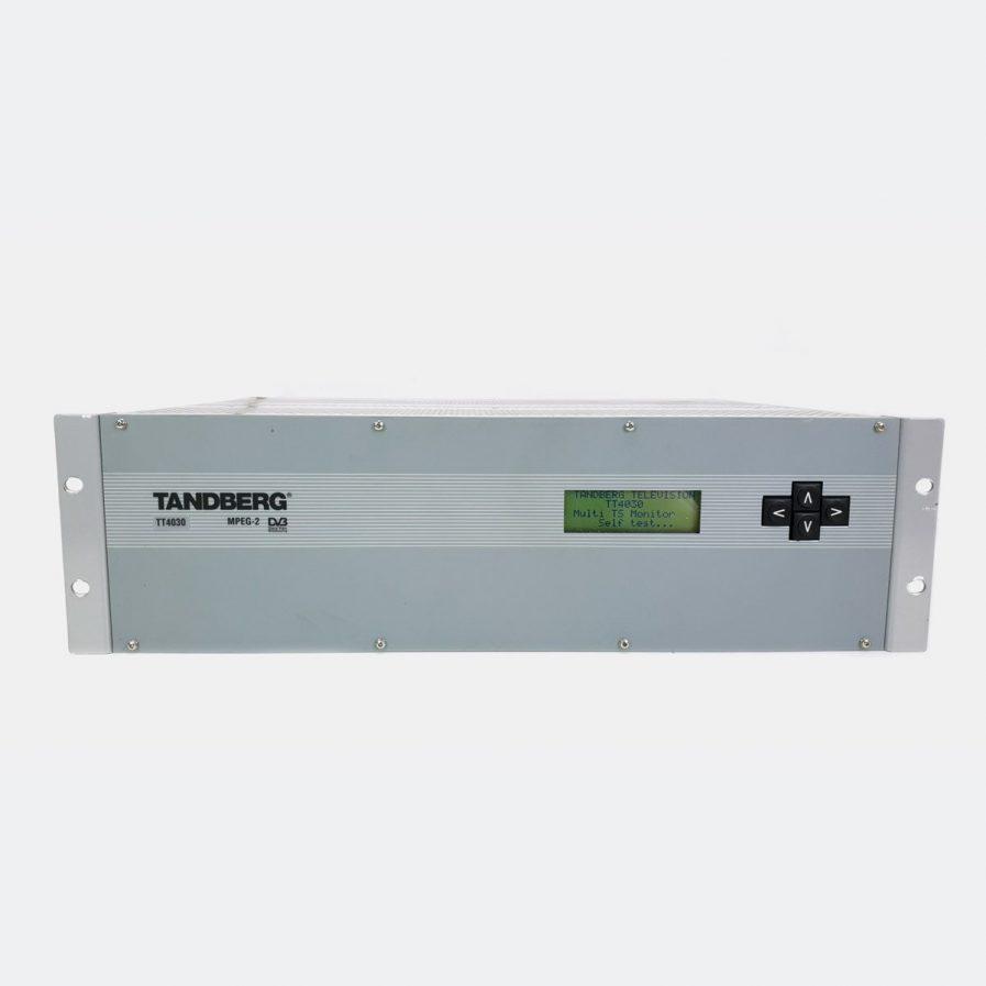 Used Tandberg TT4030 Multi-Channel Transport Stream Monitor