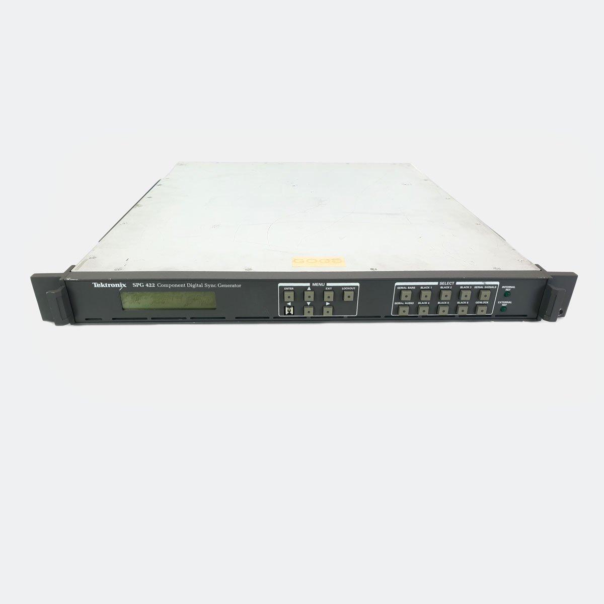 Used Tektronix SPG422 Sync Generator