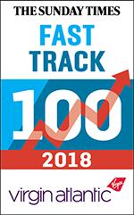 Sunday Times Fast Track 100 logo