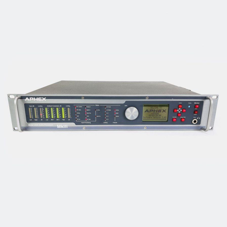 Used Aphex 2020 MKIII Audio Processor