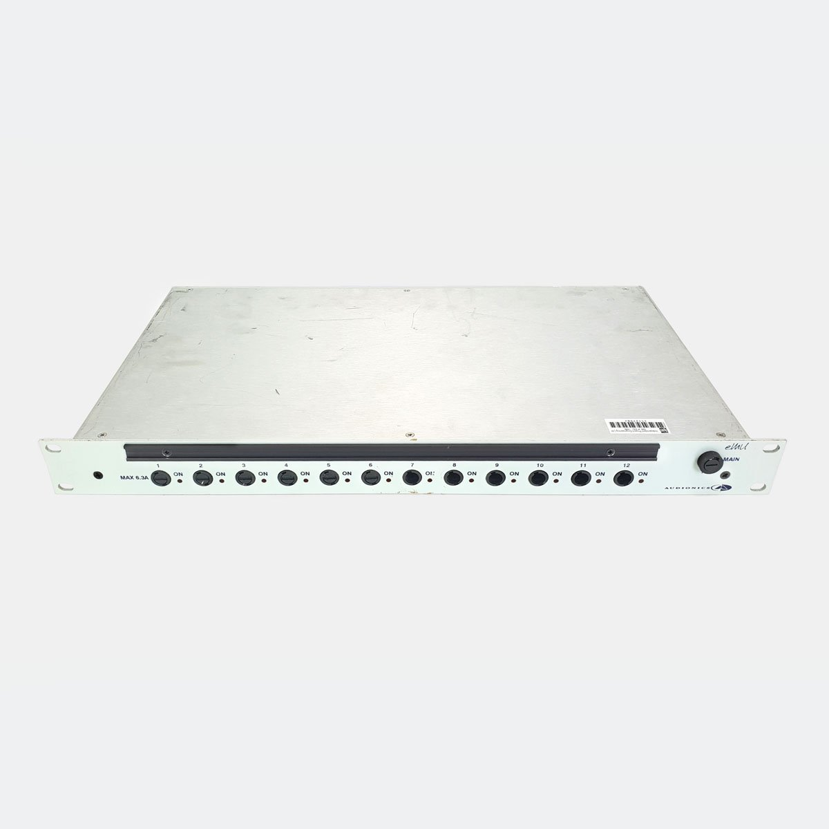 Used Audionics EMU Mains Distribution Unit