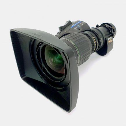 "Used Canon HJ11ex4.7B IASE 2/3"" HD Wide Angle Lens"
