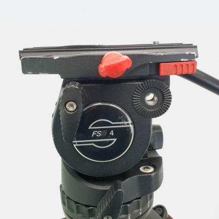 Used Sachtler FSB4 SpeedLock CF Tripod System