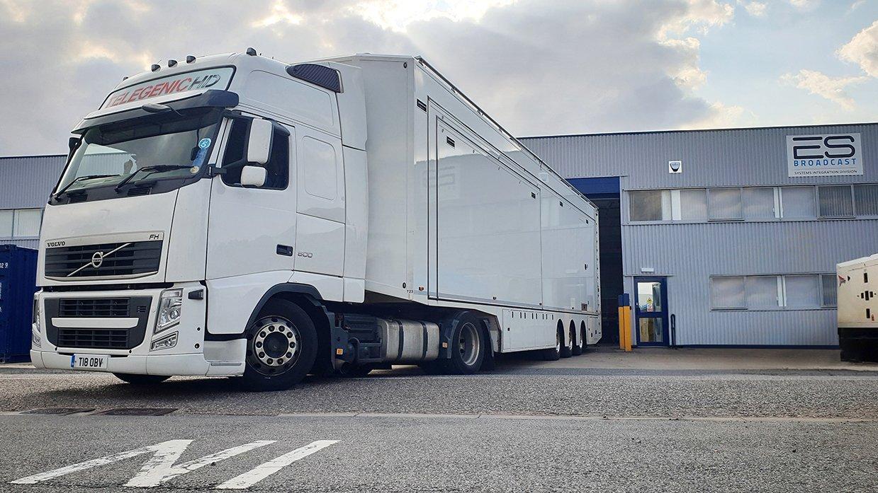 Case Study: Telegenic – OB Truck UHD Upgrade