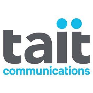 Tait Communications logo