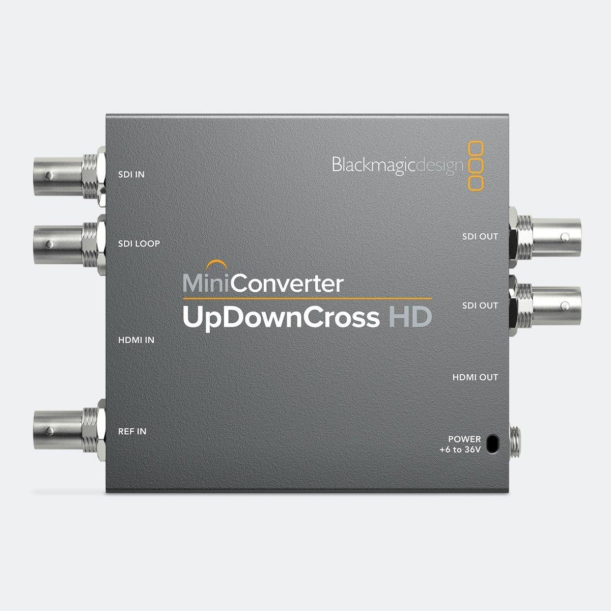 Ex-Demo Blackmagic UpDownCross mini converter