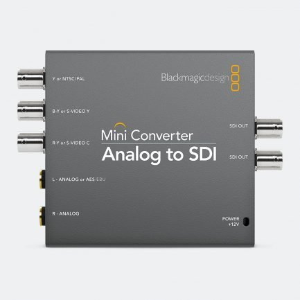 Ex-Demo Blackmagic Design Analog to SDI Mini Converter