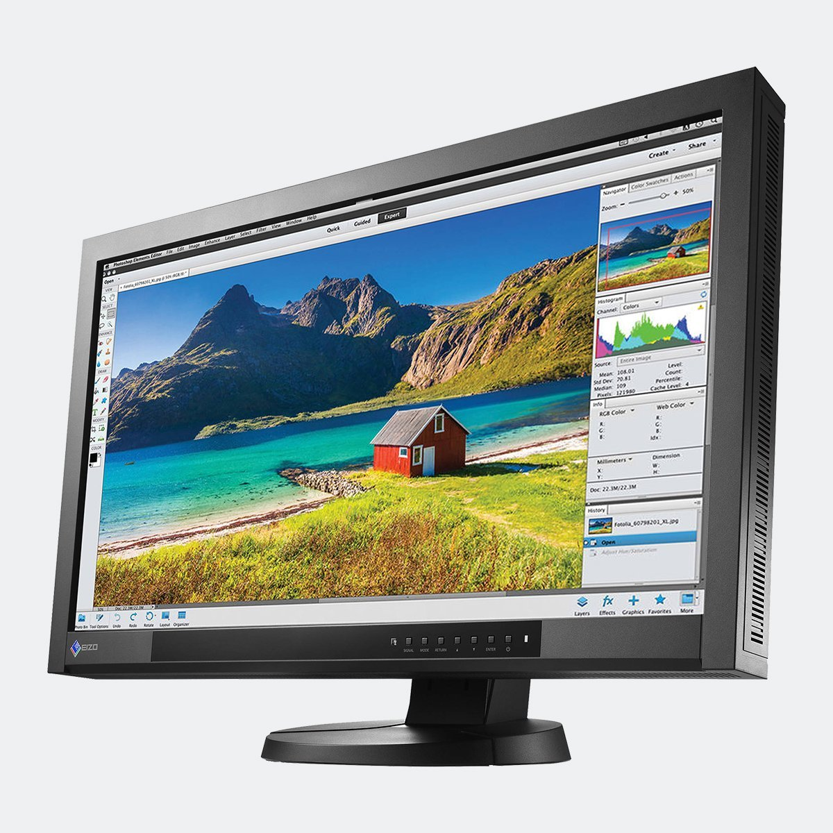 Ex-Demo EIZO CX270 ColorEdge monitor