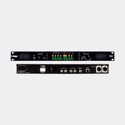 Ex-Demo Wohler AMP1-16-M 16 Channel 3G-SDI Audio Monitor
