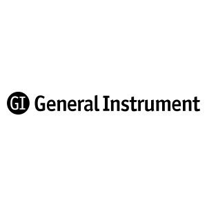 GI General Instrument logo