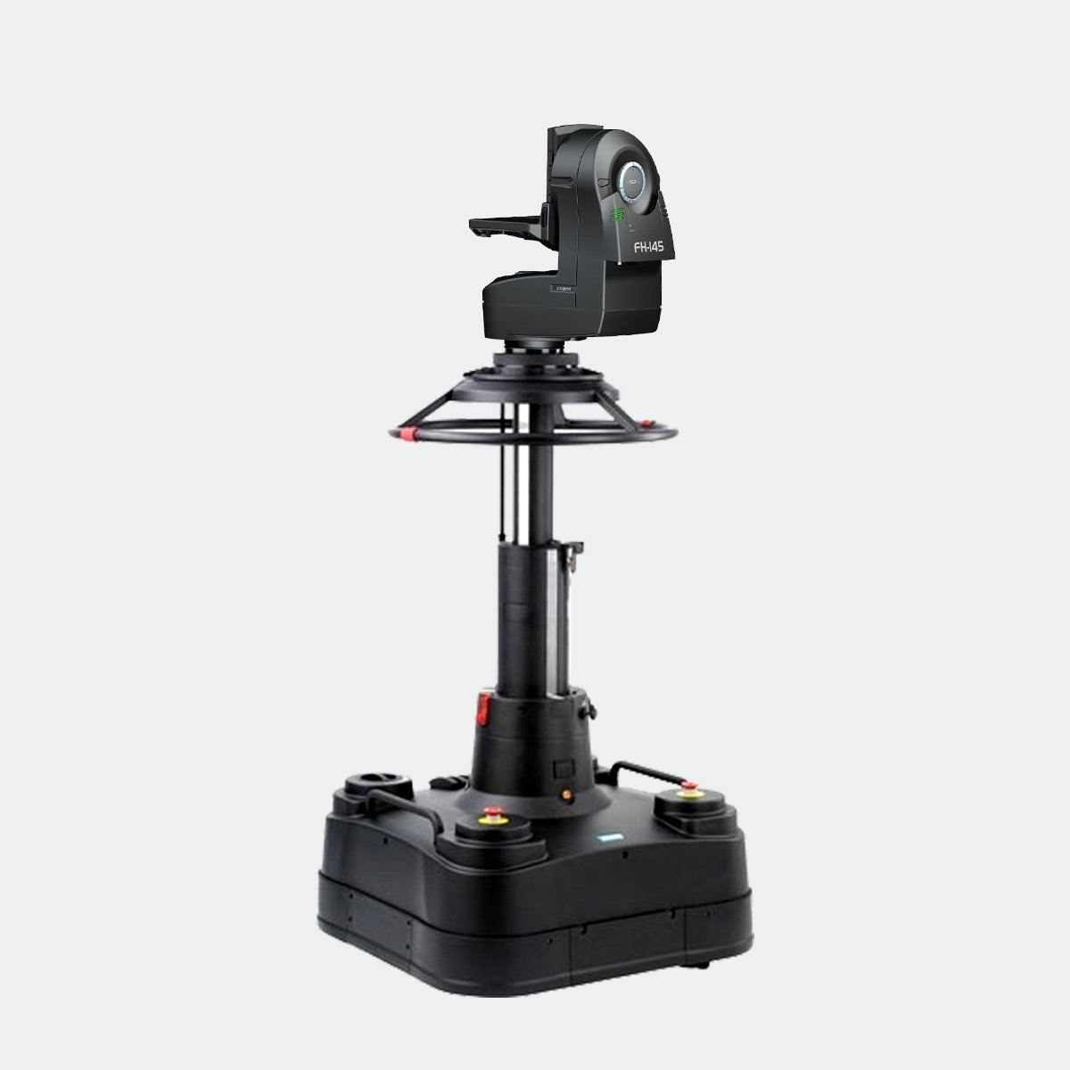 Vinten FP-188+ Pedestal with Fusion FH-145 Head System