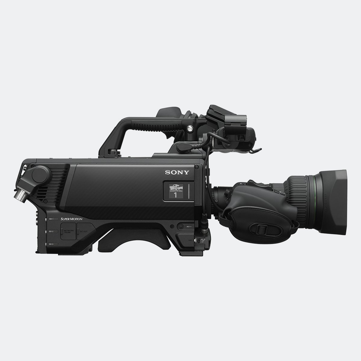 Sony HDC-5500 Multi-Format 4K/HD Camera System