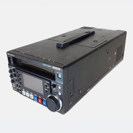 Used Sony HDW-S280 HDCAM Field Recorder