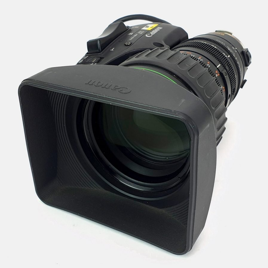 Used Canon YJ19x9B4 KRS SX12 ENG lens