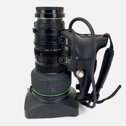 Used Canon YJ20x8.5BKRS SX12 ENG lens