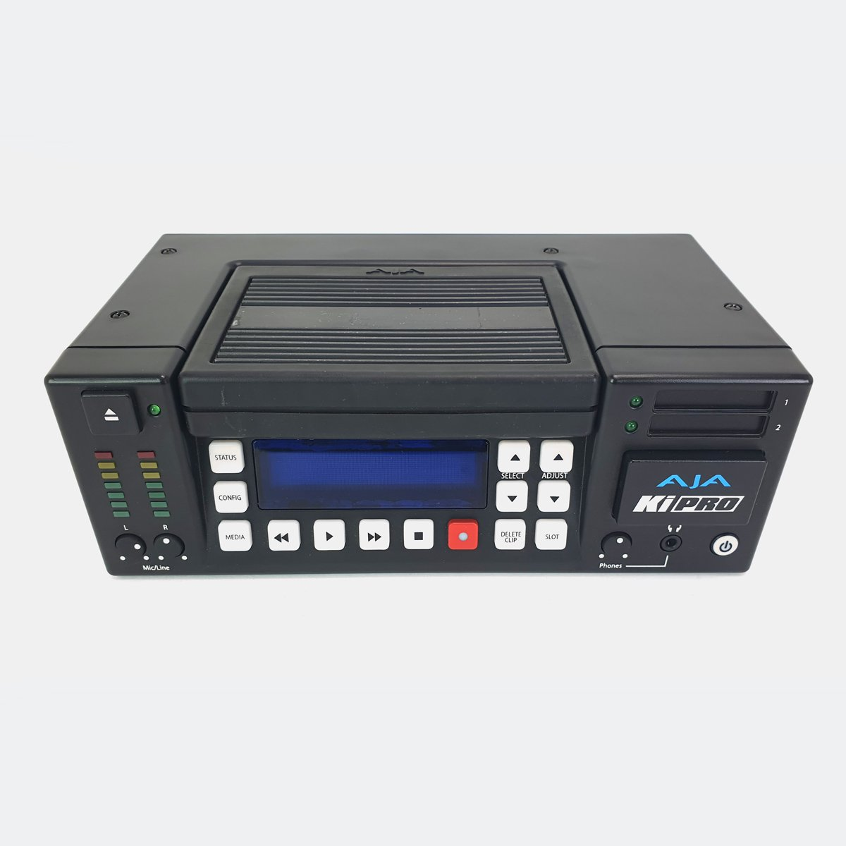 Used AJA Ki Pro SD/HD recorder with two 512GB SSD drives