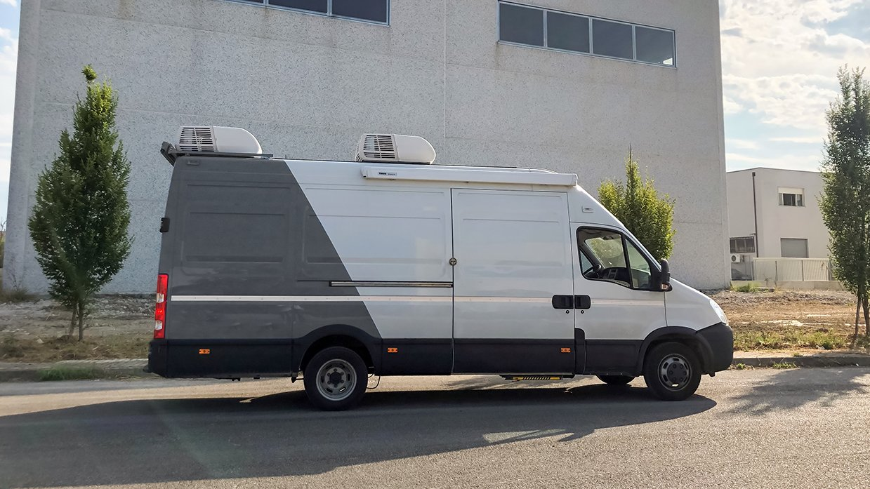 Reference 831 - 5-Camera HD OB Truck
