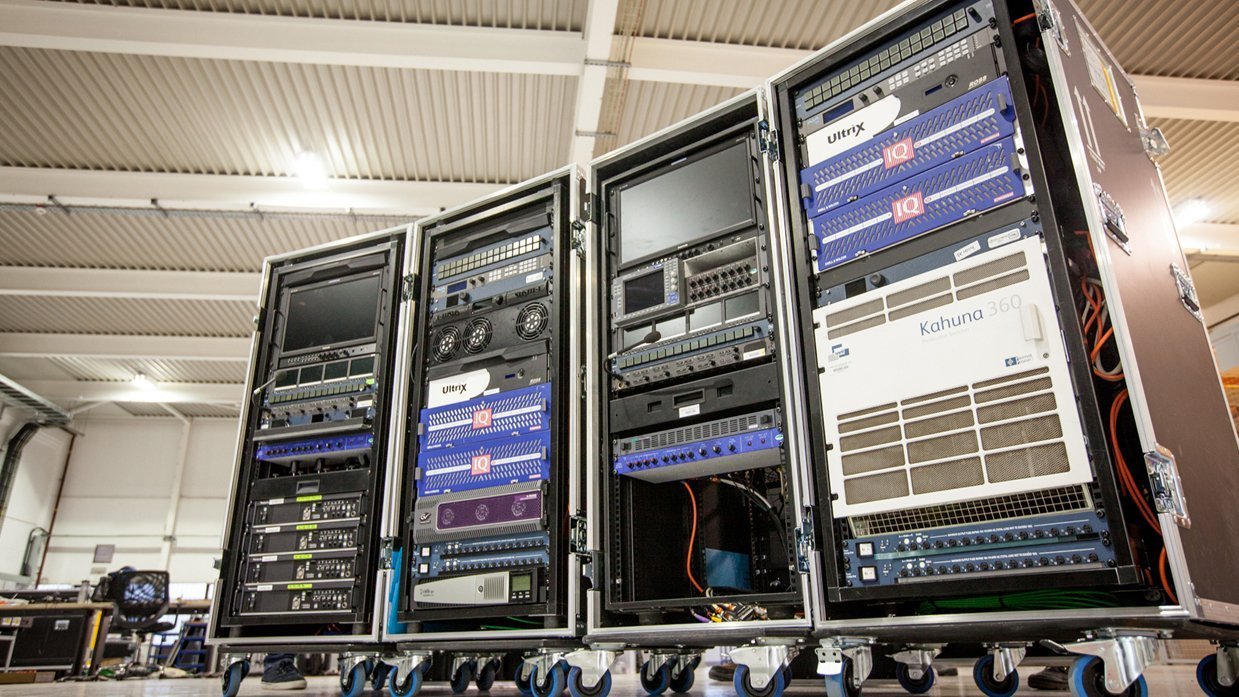 Creative Technology UHD Portable Production Units