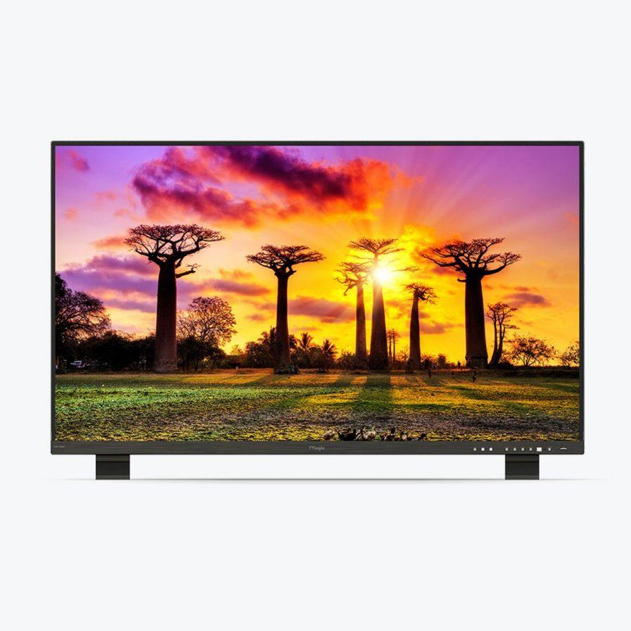 TVLogic LUM-550M 55″ UHD 12G-SDI Monitor